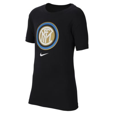 Inter Milan Older Kids' Football T-Shirt