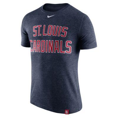 Nike Tri-Blend DNA (MLB Cardinals) Men's T-Shirt