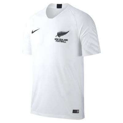 Camiseta de fútbol para hombre de local Stadium Nueva Zelanda 2018