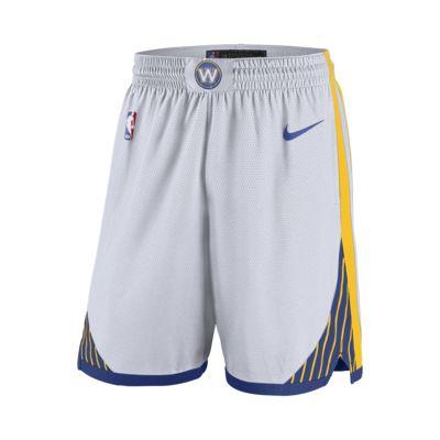 金州勇士队 Association Edition Swingman Nike 男子 NBA 短裤