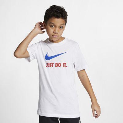 Playera JDI para niño talla grande Nike Sportswear