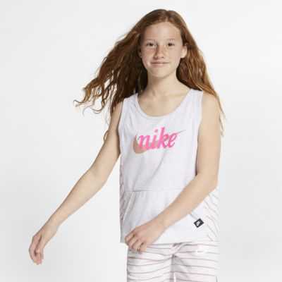 Nike Sportswear Older Kids' (Girls') Tank