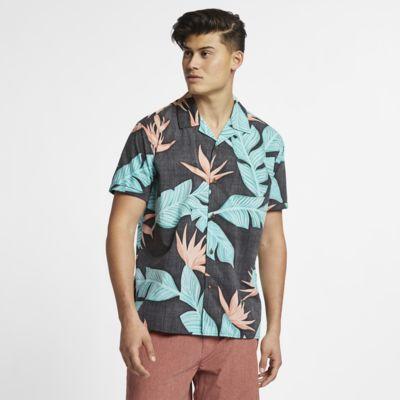 Hurley Hanoi Herren-Kurzarmshirt