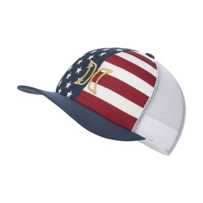bef30da645f Hurley USA Women s Trucker Hat. Nike.com
