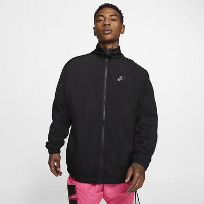 Vævet Nike Sportswear-jakke