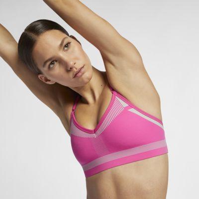 Sport-BH med mediumstöd Nike Flyknit Indy Tech Pack för kvinnor