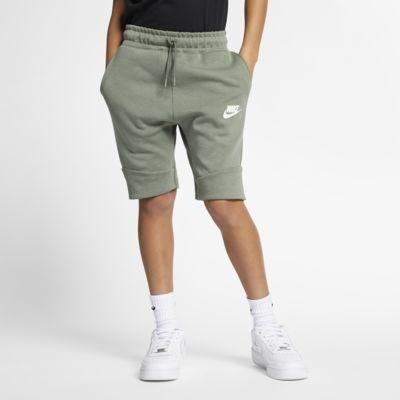 Shorts Nike Sportswear Tech Fleece för ungdom