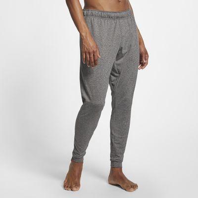 Nike Dri Fit Men S Yoga Trousers Nike Lu