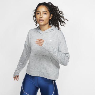 Dámská běžecká mikina Nike Therma Sphere s kapucí