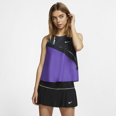 NikeCourt Women's 2-in-1 Tennis Tank