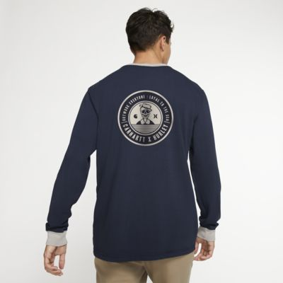 Hurley x Carhartt Ringer Men's Long-Sleeve T-Shirt