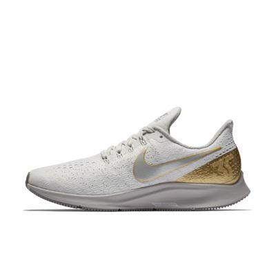 Nike Air Zoom Pegasus 35 Metallic Women's Running Shoe