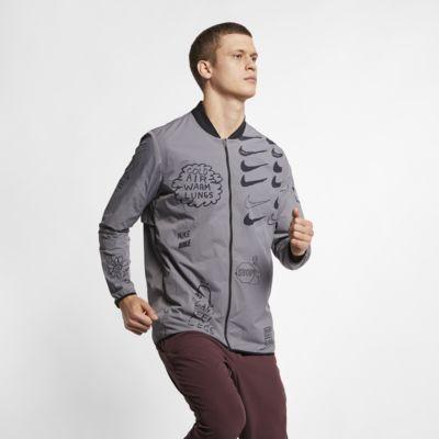Nike Nathan Bell Chaqueta de running con estampado - Hombre