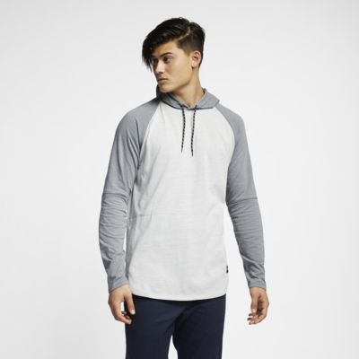 Hurley Dri-FIT Grant  Men's Long-Sleeve Hoodie