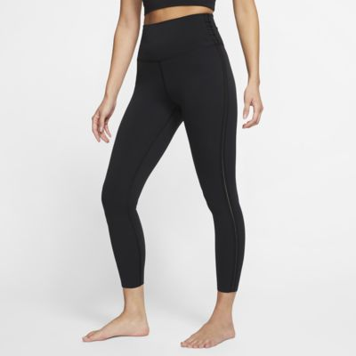 Nike Yoga Luxe Women's 7/8 Metallic Leggings