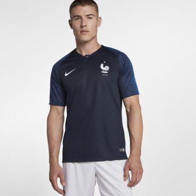 Camiseta de fútbol de local para hombre Stadium de la FFF 2018