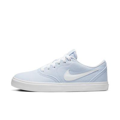 Chaussure de skateboard Nike SB Check Solarsoft Canvas pour Femme