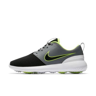Nike Roshe One Prem Plus, Zapatillas de Running para Hombre, Blanco/Negro (White/Black), 40 EU