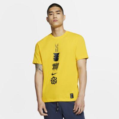 Męski T-shirt do biegania Nike Dri-FIT