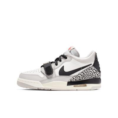 Air Jordan Legacy 312 Low(GS) 大童运动童鞋