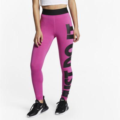 Nike Sportswear Leg-A-See JDI Women's High-Rise Leggings