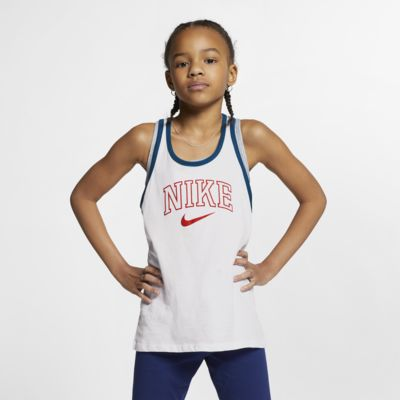 Nike Sportswear Big Kids' (Girls') Tank
