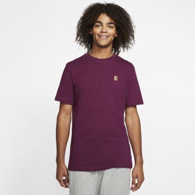 NikeCourt-tennis-T-shirt til mænd
