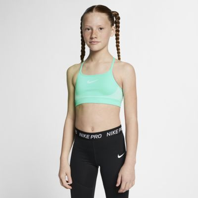 Nike formender BH für Mädchen