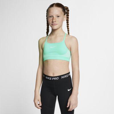Nikes Sculpt-bh för tjejer