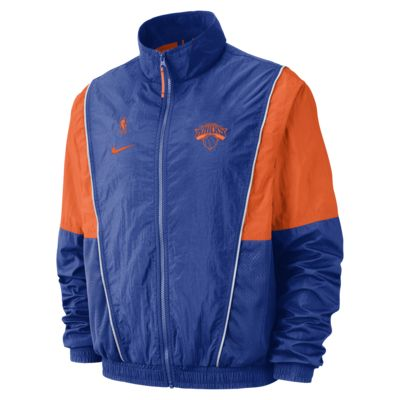 New York Knicks Nike Men's NBA Tracksuit Jacket