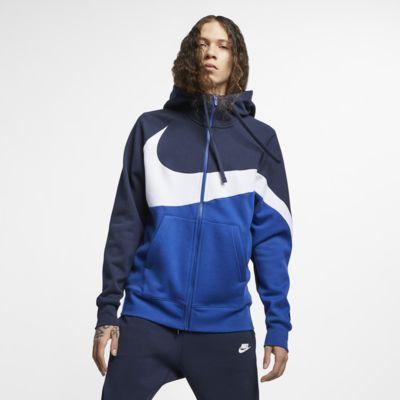 Nike Sportswear Hoodie met rits voor heren