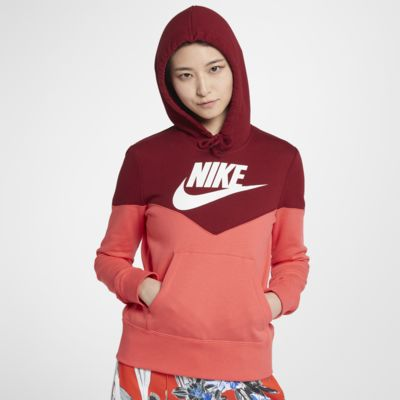 Nike Sportswear Heritage 女子针织连帽衫