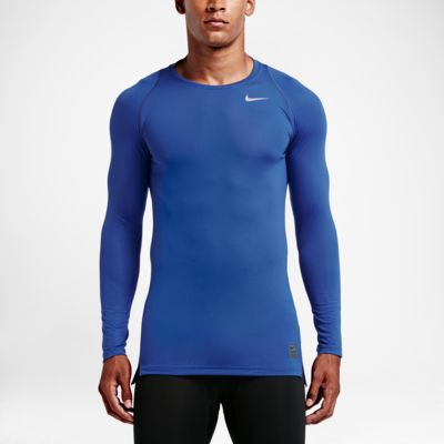 Ανδρική μακρυμάνικη μπλούζα Nike Pro