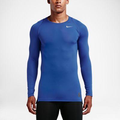 Мужская футболка для тренинга с длинным рукавом Nike Pro