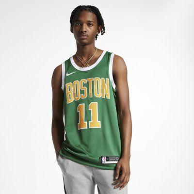 Kyrie Irving Earned City Edition Swingman (Boston Celtics) tilkoblet Nike NBA-drakt til herre