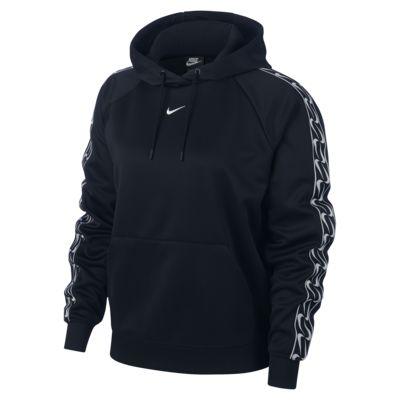 Sudadera con capucha sin cierre con logotipo para mujer Nike Sportswear