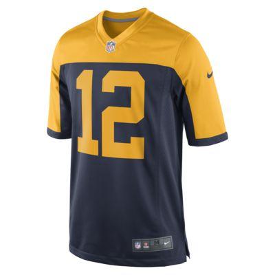 NFL Green Bay Packers (Aaron Rodgers) Erkek Amerikan Futbolu Maç Forması