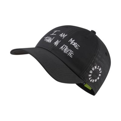 "Nike Heritage86 ""More Than An Athlete"" Adjustable Hat"