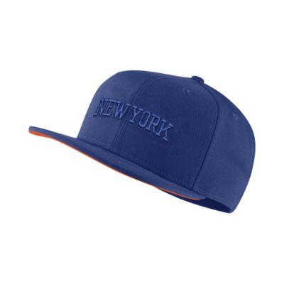 Бейсболка НБА New York Knicks Nike AeroBill