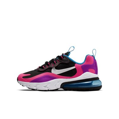Scarpa Nike Air Max 270 React - Ragazzi