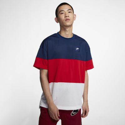 Nike Air 男子短袖针织上衣