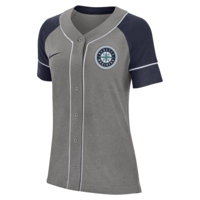 Nike Dri-FIT (MLB Mariners) Women's Baseball Jersey