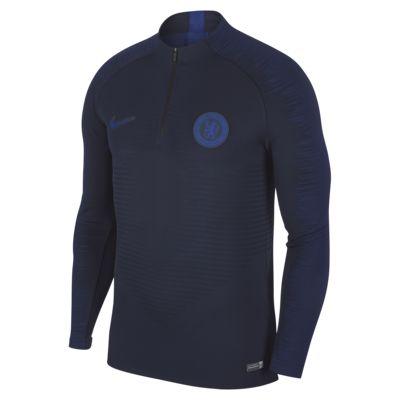 Camisola de treino de futebol Nike VaporKnit Chelsea FC Strike para homem