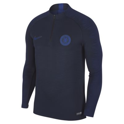 Haut d'entraînement de football Nike VaporKnit Chelsea FC Strike pour Homme