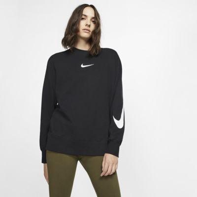 Μακρυμάνικη μπλούζα από ύφασμα French Terry Nike Sportswear Swoosh