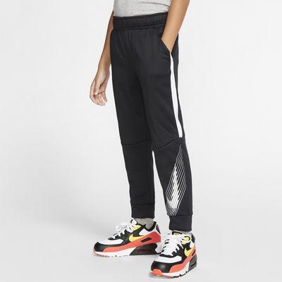 Nike Therma Little Kids' Cuffed Pants