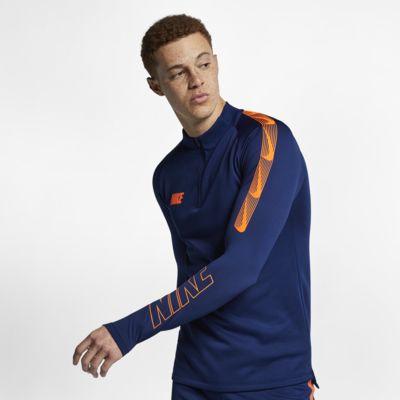 Męska piłkarska koszulka treningowa Nike Dri-FIT Squad