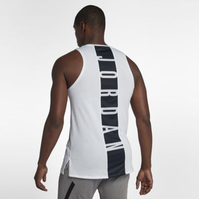 Jordan 23 Alpha Camiseta de entrenamiento sin mangas - Hombre