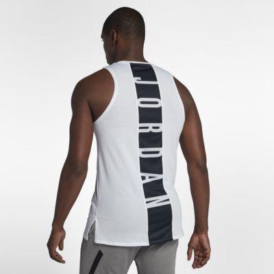 Jordan 23 Alpha-træningsoverdel uden ærmer til mænd