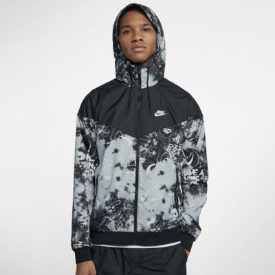 Nike Sportswear Windrunner Men's Printed Jacket. Nike.Com by Nike
